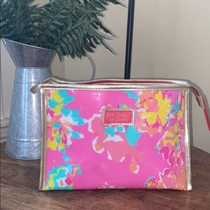 Lily Pulitzer • cosmetic bag